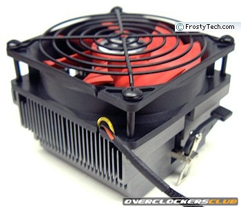 Review: Rosewill RCX-Z1 Heatsink