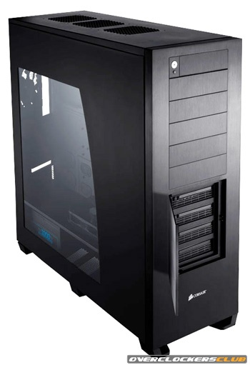 Corsair Showing Off Prototype Chassis At CeBit