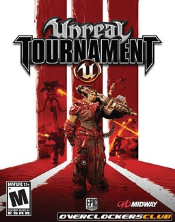 Unreal Tournament 3 - Free on Steam This Weekend