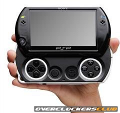 PSP Go Leaked Prior to E3