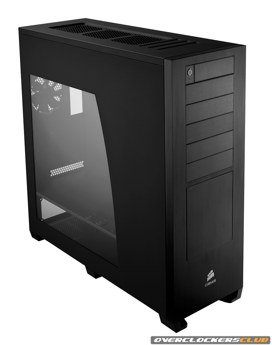 Corsair Enters the Chassis Market with the Obsidian Series 800D