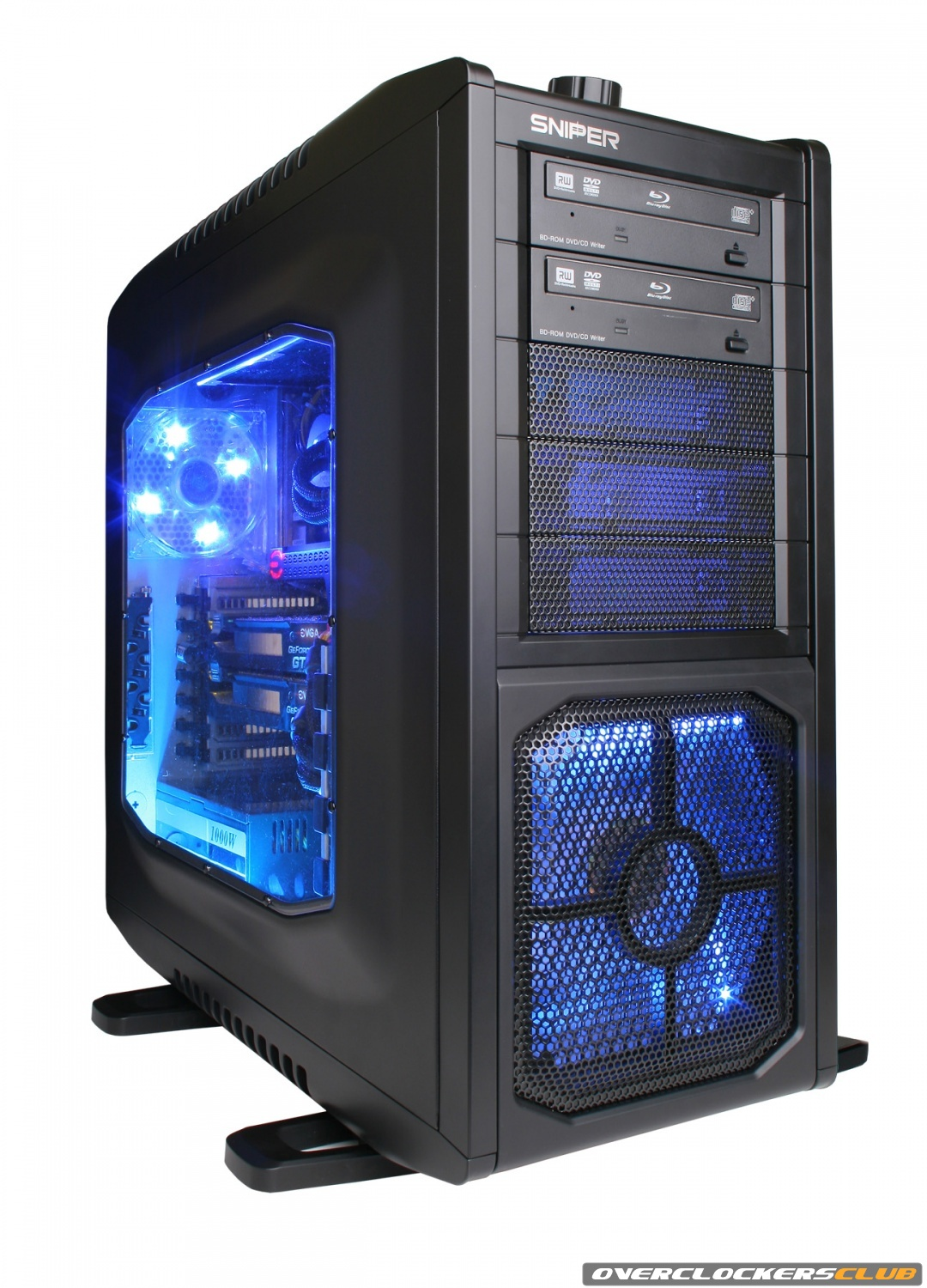 CyberPower Announces New Fang Series Gaming Computers