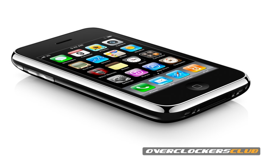 New 'iPhone 3G S' Unveiled at WWDC