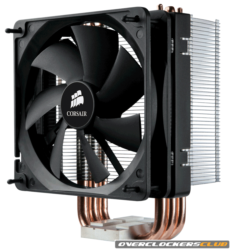 Corsair Introduces A70 and A50 CPU Coolers