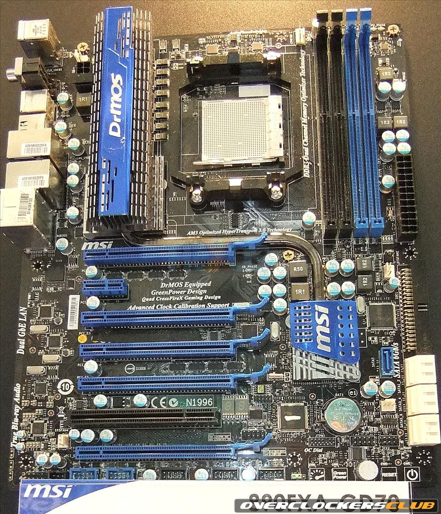 List of Known AMD 890FX Motherboards