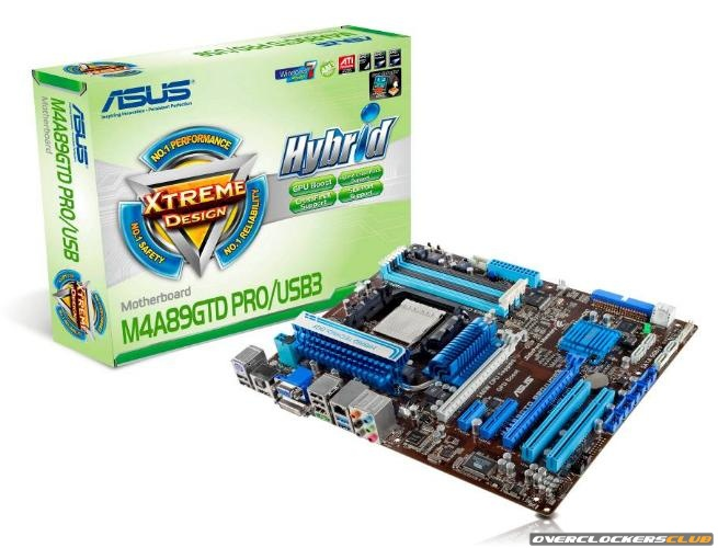ASUS Core Unlocker Feature on M4A89GTD PRO Boards