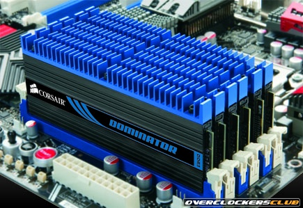 Corsair Intros High Density 16GB and 24GB Memory Kits