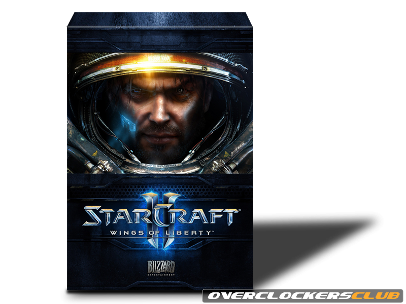 StarCraft II Collector's Edition Contains Goodies, Will Cost $99.99