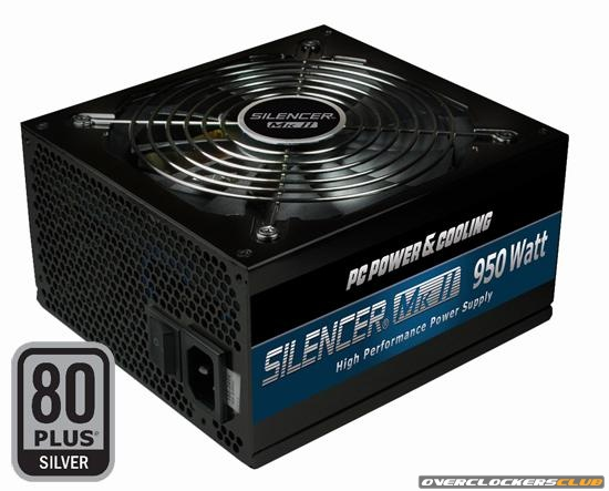 PC Power & Cooling Launches Silencer MK II PSUs