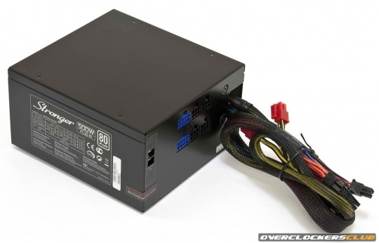 Scythe Announces New Line of Power Supplies