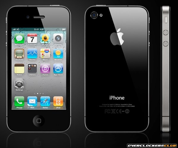iPhone 4 Announced, Launches June 24th