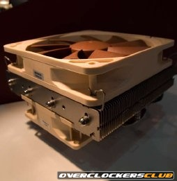 Noctua Showcases New Designs at Computex 2010