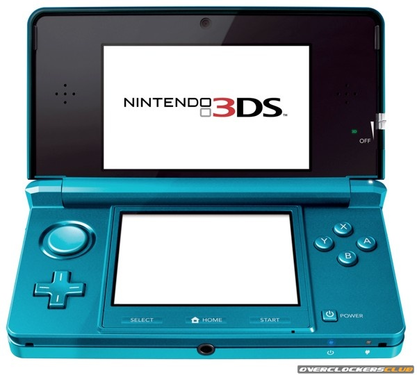 Nintendo 3DS Revealed