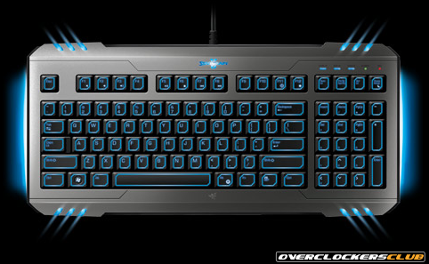Razer Shows Off StarCraft II Themed Products