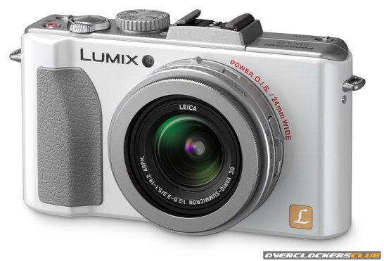 Panasonic Announces Five New Cameras