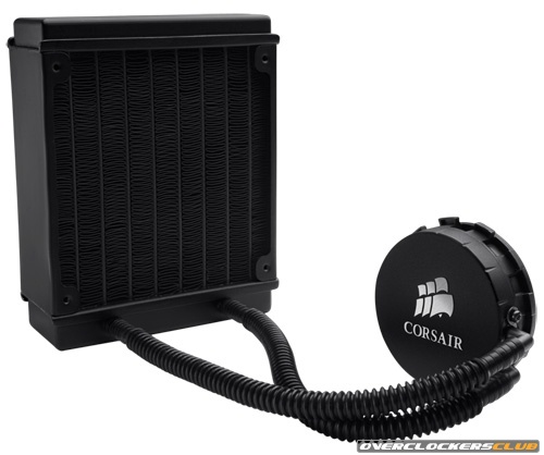 Corsair Launches Hydro Series H70 Cooler
