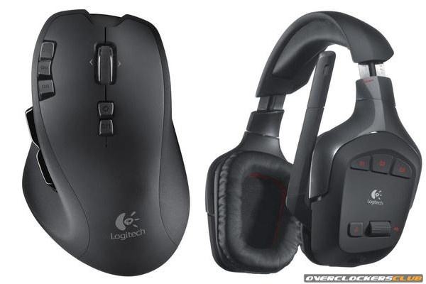 Logitech Launches Three New Gaming Peripherals