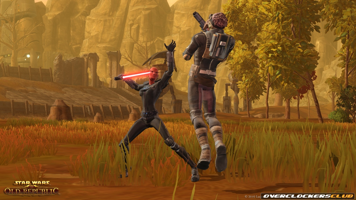 Four New Playable Species Announced for The Old Republic