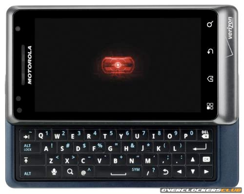 Motorola Droid 2 is Finally Official