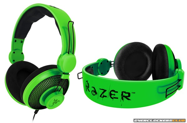 Razer Launches Bright Green Headphones