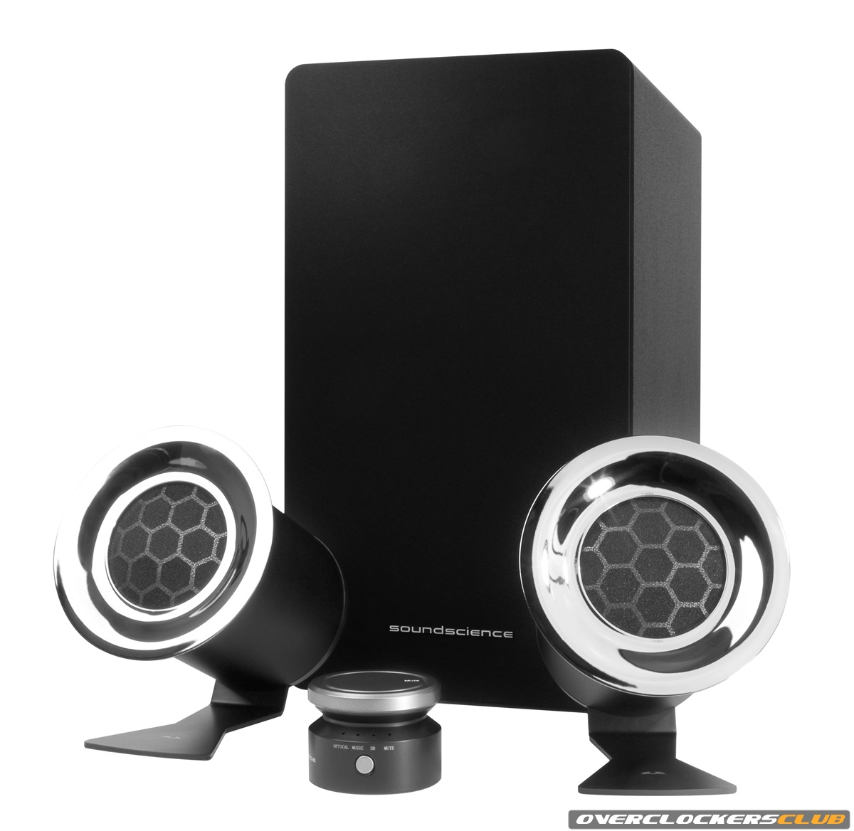 Antec soundscience Speaker System Announced