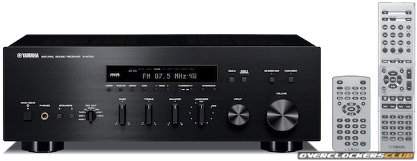 Yamaha Debuts Retro-Styled Line of Stereo Receivers