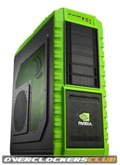 Cooler Master Releases NVIDIA Limited Edition Cases