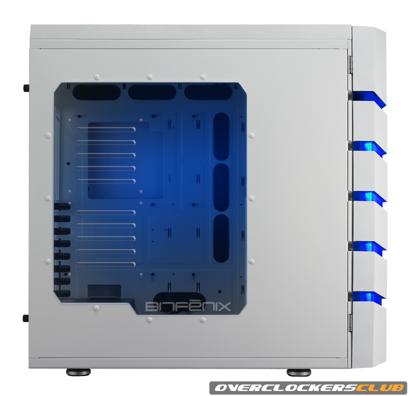 BitFenix Introduces Colossus Venom and Colossus Window Chassis