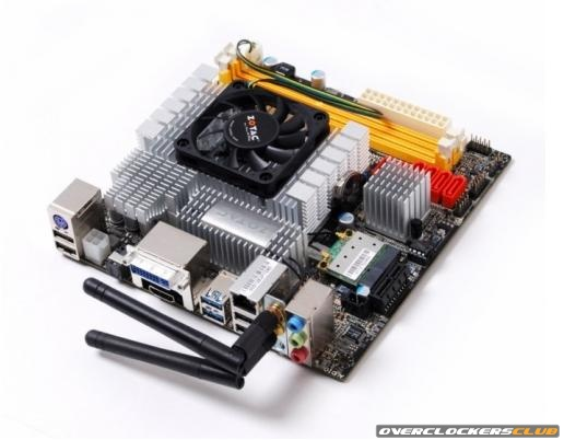 ZOTAC Launches Two AMD-Based Mini-ITX Motherboards