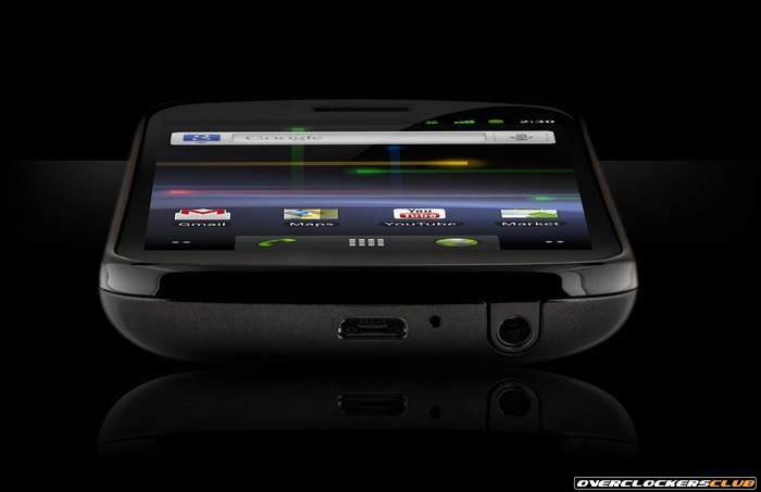 Google Nexus S is Official, Launching Middle of December