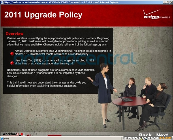 Verizon Policy Changes Coming?