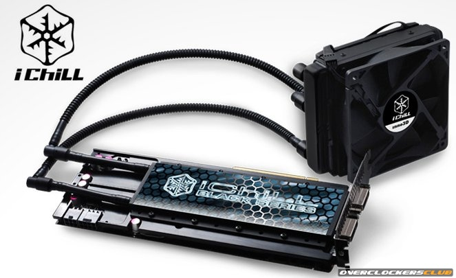 Inno3D Partners with CoolIT for Custom GTX 580 Cooling Solution