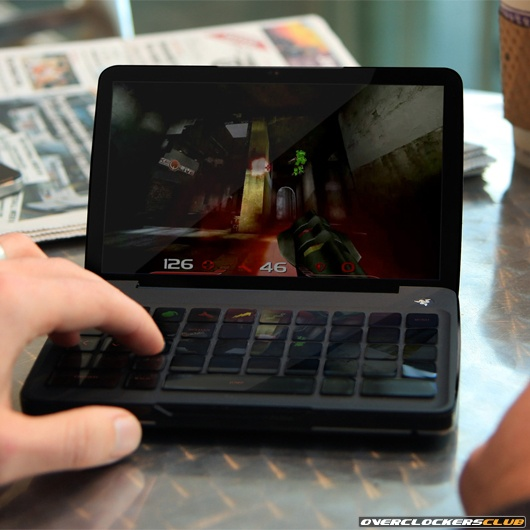 Razer Switchblade Concept Announced