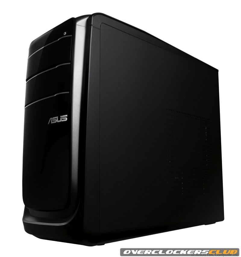 ASUS Unveils Gaming-Related Products at CES 2011