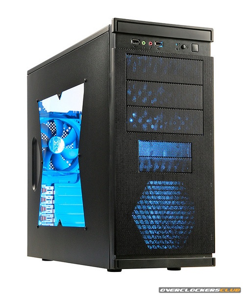 Xigmatek Releases Asgard III Series Mid-Tower Chassis