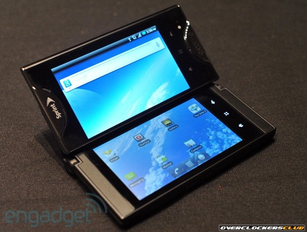 Sprint's Kyocera Echo - World's First Dual-Touchscreen Smartphone