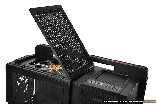Thermaltake Level 10 GT Chassis Avalable Now