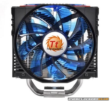 Thermaltake Frio OCK CPU Cooler Unveiled