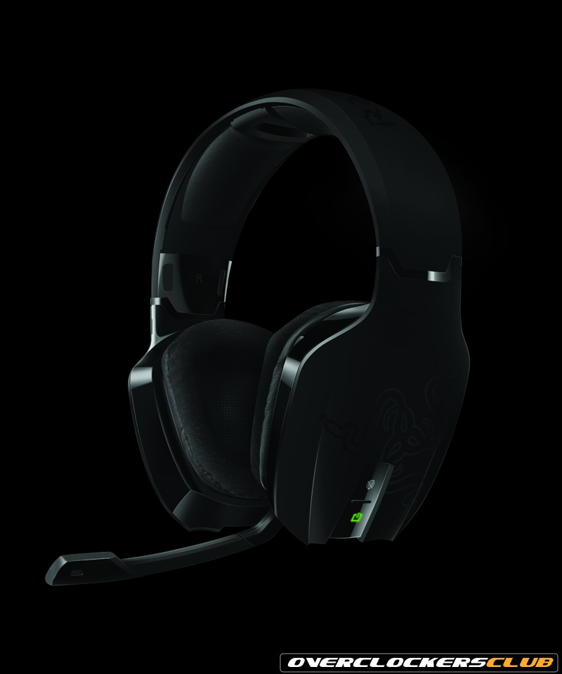 Razer Launches Chimaera Wireless Headset