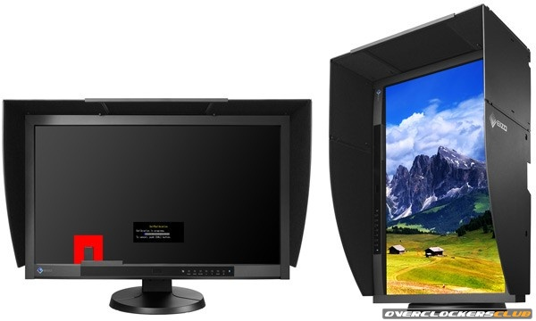 Eizo Announces Self-Calibrating IPS Monitor
