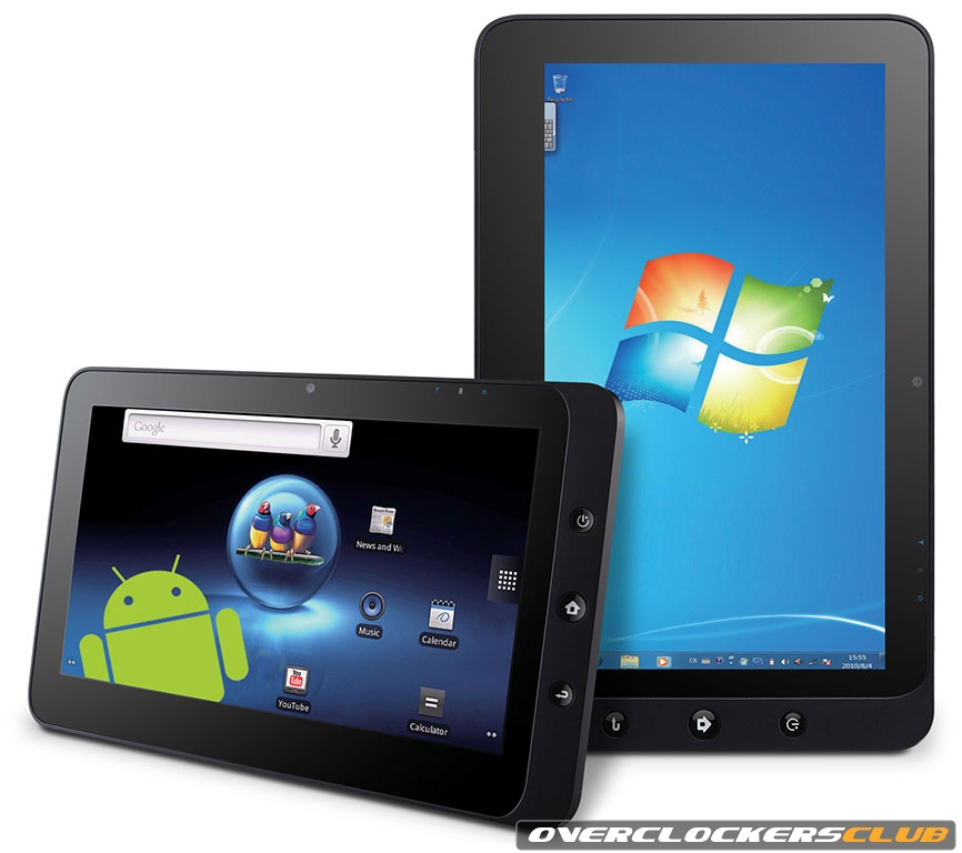 ViewSonic Releases ViewPad 10 Tablet; Brings Dual OS Support