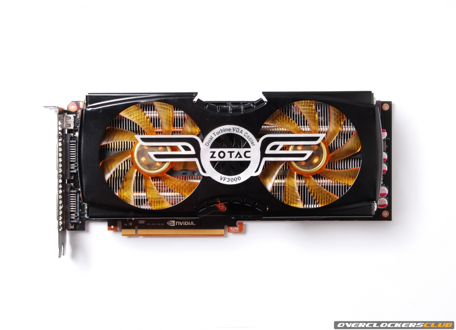 ZOTAC Announces GeForce GTX 580 AMP2! Edition Graphics Card