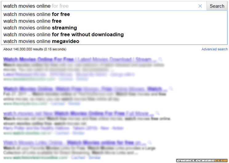 Congress Wants to Censor Piracy Sites on Google Searches