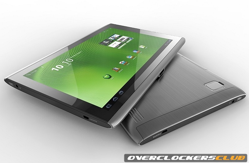 Acer Iconia Tab A500 Priced and Dated, $450 on April 24th