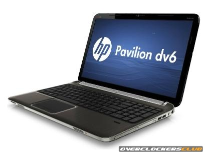 HP Launches Llano-based Pavilion dv6z Quad Edition Laptops