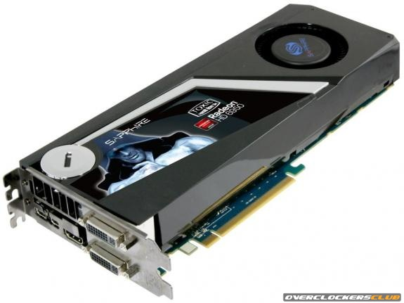 Sapphire Unveils Radeon HD 6950 TOXIC Edition Video Card