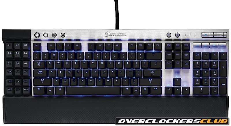 Corsair Announces New Line of Keyboards, Mice, and Headsets