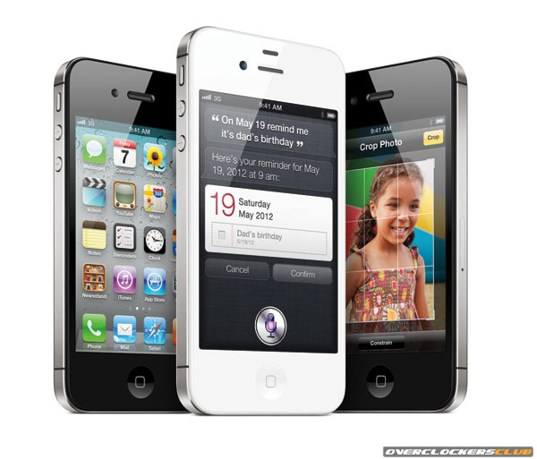 Apple iPhone Press Conference Reveals the iPhone 4S