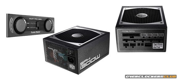 Cooler Master Announces Silent Pro Hybrid Series of Power Supplies