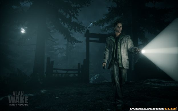 Alan Wake Confirmed for PC Release in Q1 2012